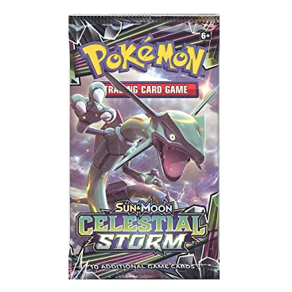 Amazon.com: Celestial Storm Booster Pack: Toys & Games