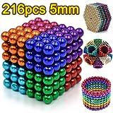 5MM 216 Pieces Magnetic Sculpture Magnet Building