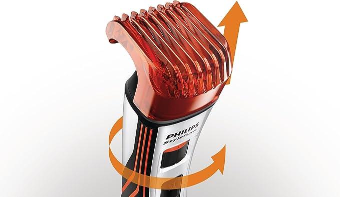 Philips StyleShaver QS6141/32 - Perfilador y afeitadora resistente ...