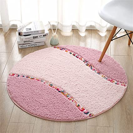 Ordinaire WZ Area Rugs Microfiber Garden Round Computer Chair Floor Chair Swivel Chair  Basket Living Room