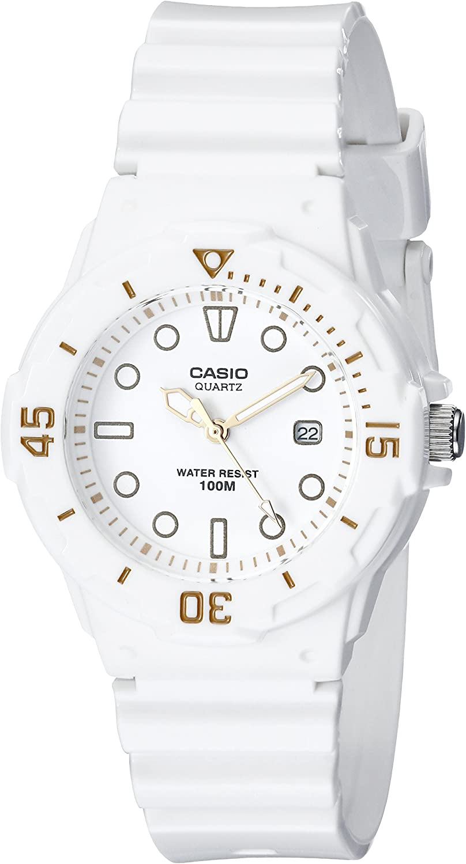 Casio LRW-200H-2BVCF Reloj de acero inoxidable para mujer