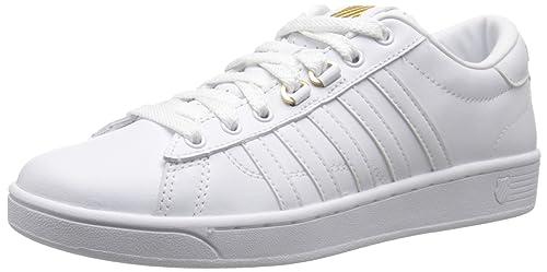 K-Swiss Hoke 50th - Zapatillas Hombre, Blanco, 39.5: Amazon.es: Zapatos y complementos