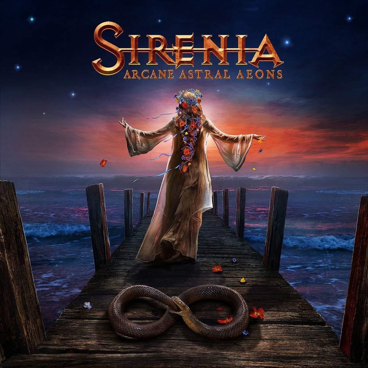 Sirenia - Arcane Astral Aeons (Digipack)