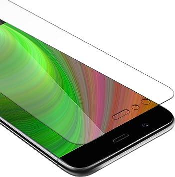 Cadorabo Pelíula Protectora para Huawei P10 Plus en Transparencia ...