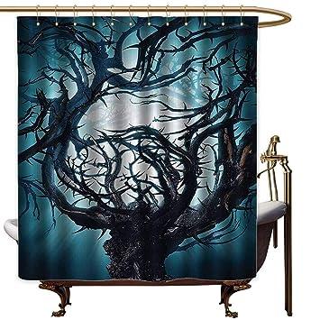 Amazon.com: StarsART - Cortinas de ducha Mystic House Decor ...