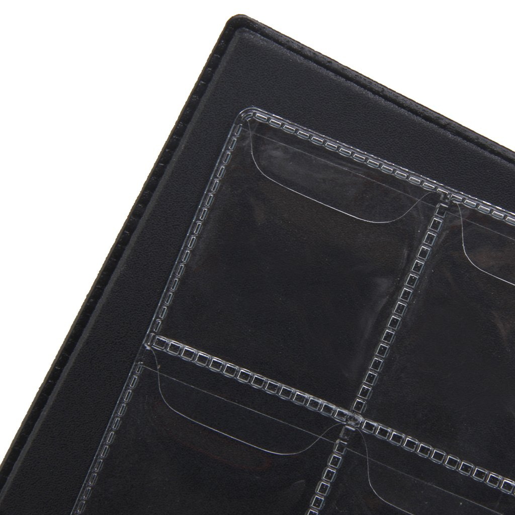 Blue Doyeemei 100/% Brand New Coin Collectors Collecting Album 120 Coin Holders