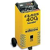 DECA CB400E Chargeur Démarreur sur Roues 12/24 V 500 AH