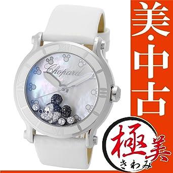 uk availability 1db5b a71bf Amazon | [ショパール] Chopard 腕時計 ハッピースポーツ 288524 ...