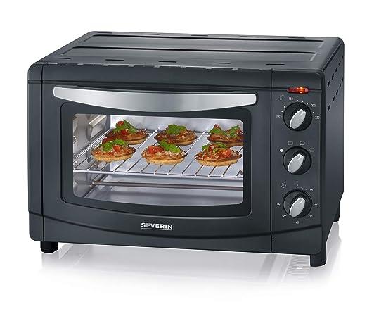 SEVERIN TO 9560 Tostador, Incl. Piedra para Pizza, Rejilla Grill y ...