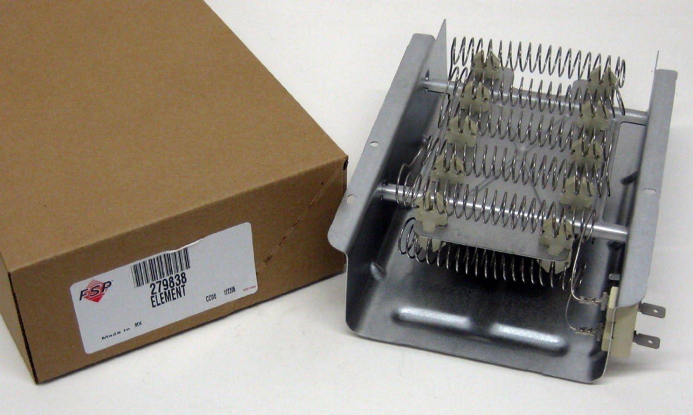 279838 Whirlpool OEM Dryer Heating Element