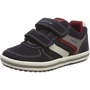 size 40 c17d6 5ccca Geox Boys  Jr Vita a Low-Top Sneakers