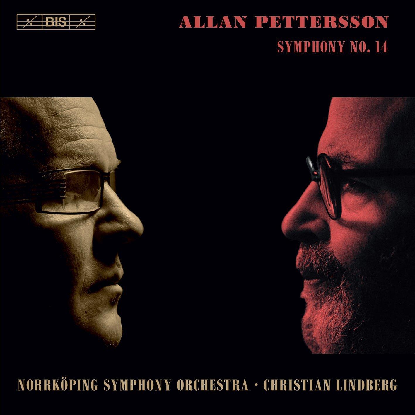 SACD : PETTERSSON,A. - Allan Pettersson: Symphony No. 14 [1 Hybrid Sacd + 1dvd] (2PC)