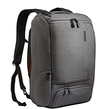 cb261ea5f5c Amazon.com: eBags Professional Slim Laptop Backpack for Travel, School &  Business - Fits 17