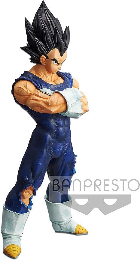 Dragonball Z 10 Inch Statue Figure Grandista Nero Series Vegeta
