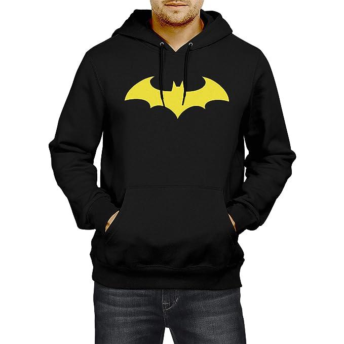 Decrum Bat+Man Hoodie - Merchandise Sweatshirt for Men