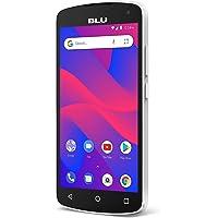 Blu Studio X8 HD - Smartphone Desbloqueado gsm, Color Negro, Blanco