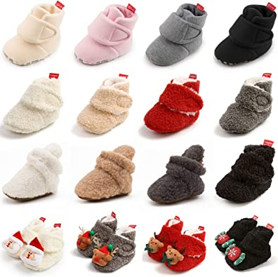 christmas slippers for toddlers