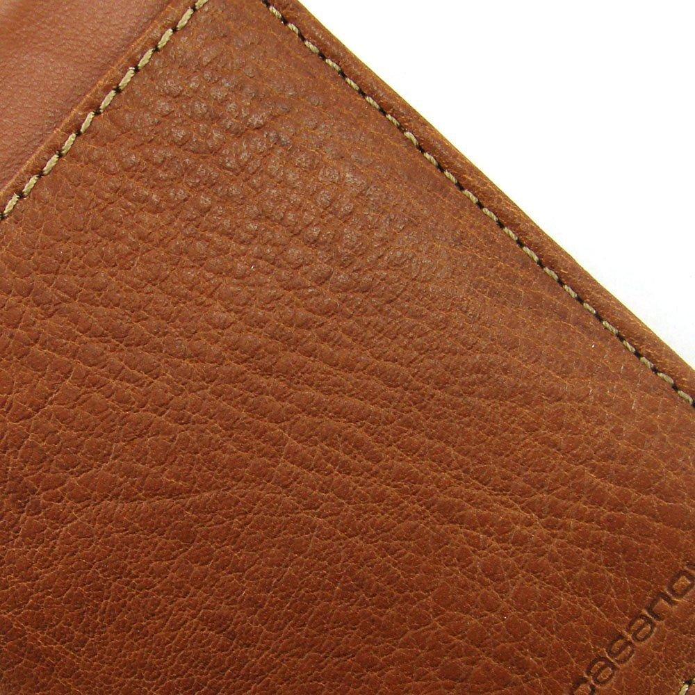 Cartera para hombre, hecho a mano en España, marca casanova, hecha en piel de vacuno, Ref. 14574 Cuero: Amazon.es: Handmade