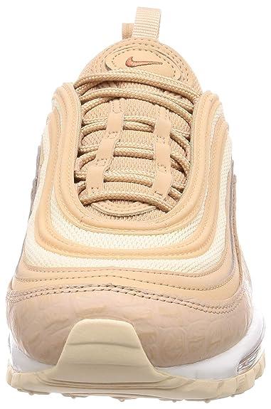 meet 5c32e b9945 Nike Women s Air Max 97 Lx 8 M US Bio Beige Light Carbon-Dusty Peach   Amazon.in  Shoes   Handbags
