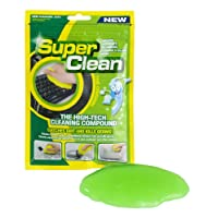 TRIXES Keyboard Cleaner - Dust/Dirt Remover for your PC, Computer, Mobile and Other Everyday Items - Reusable Putty