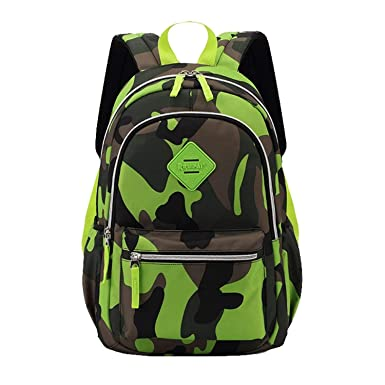 MATMO Tactical Student Backpack School Bag for Kids Boys Girls as Military  Fans (S 40dc8b3f60e30