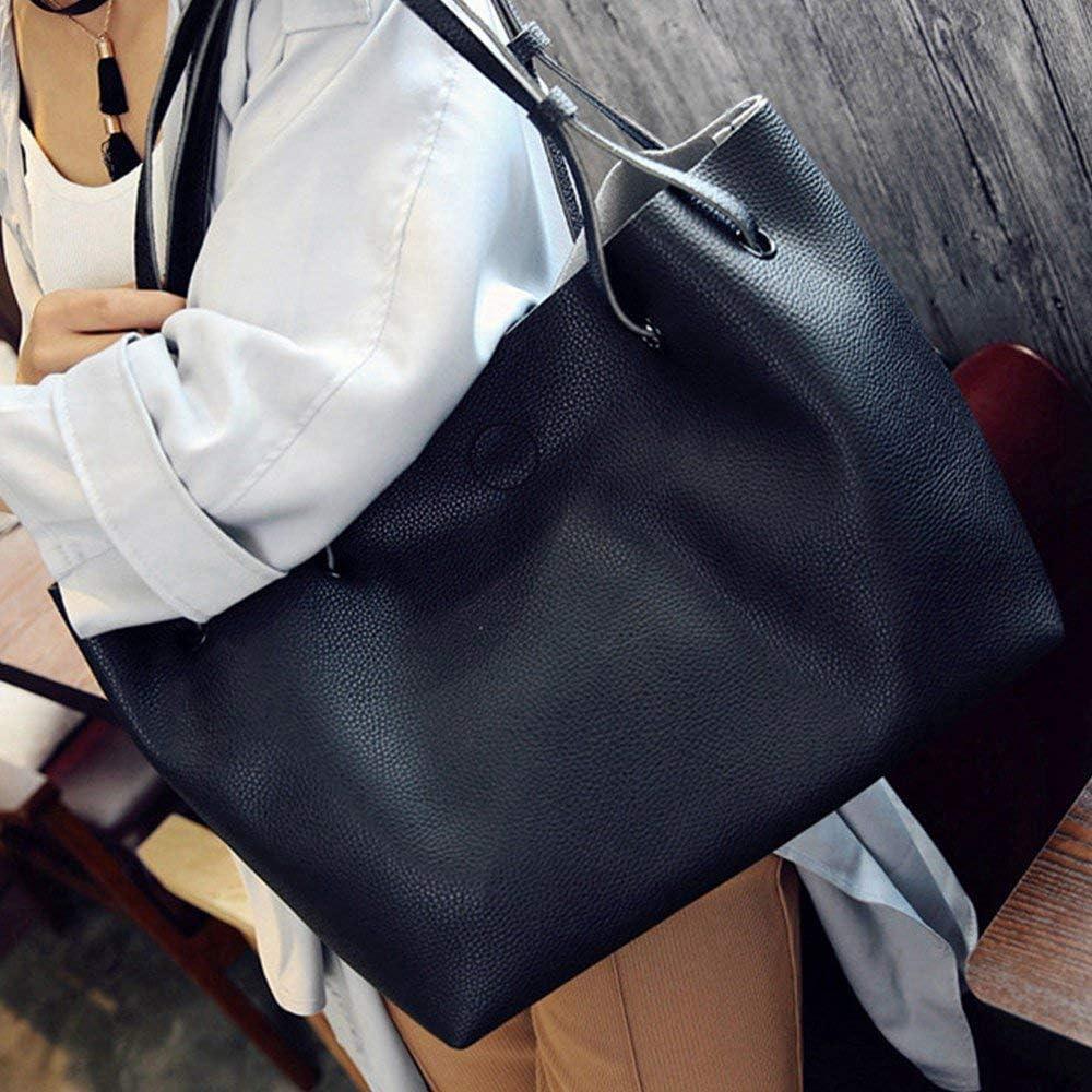 Brown Refaxi Women Bags Purse Shoulder Handbag Tote Messenger Hobo Satchel Bag Cross Body