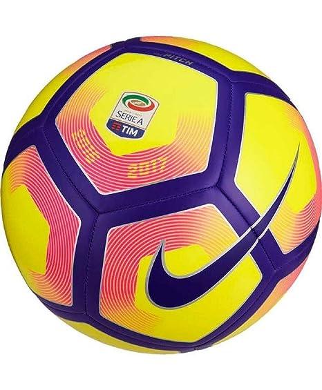 902996e28b Nike Seriea NK Ptch Sfera Rotonda, Unisex, SC2991-702, Amarillo (Yellow