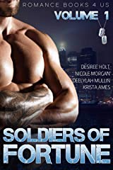 S.O.F.: Soldiers of Fortune: A Romance Books 4 Us World (Volume Book 1) Kindle Edition