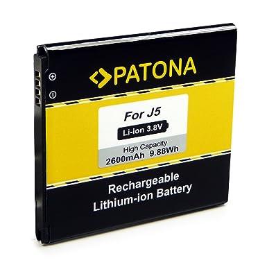 ORIGINALE Batteria Per SAMSUNG EB-BG530BBE 2600mAh Galaxy Grand Prime SM G531F J5 J500F
