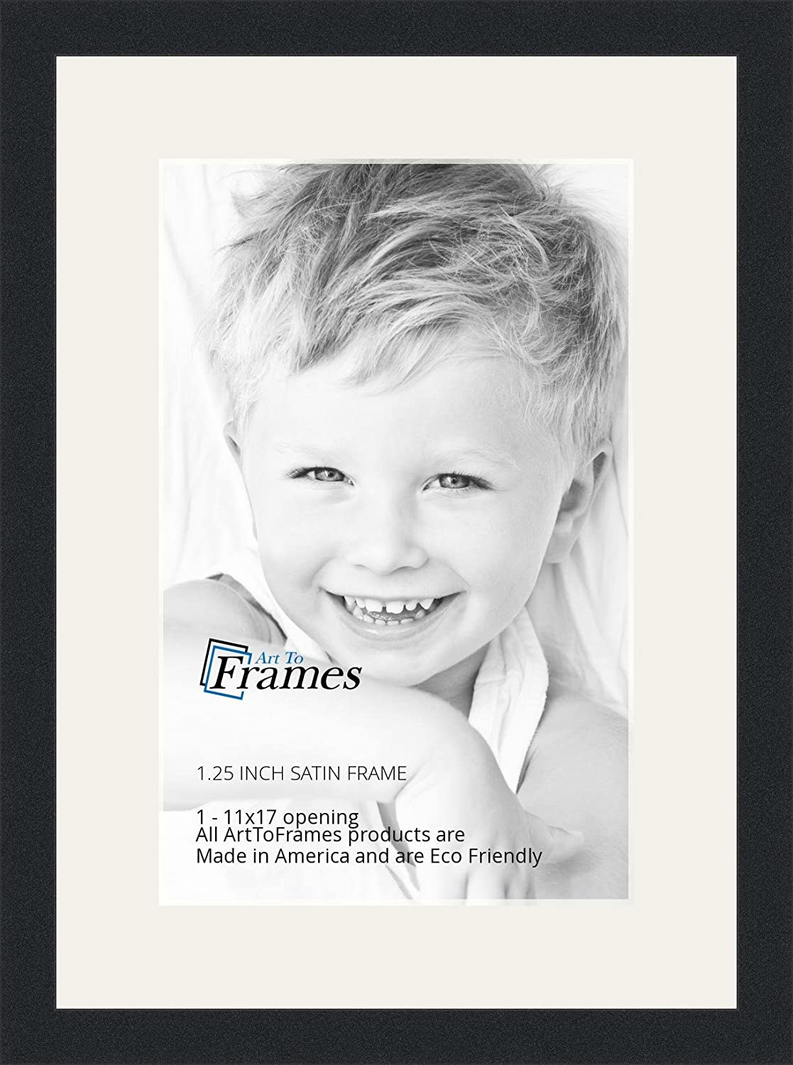 Amazon Arttoframes 11 X 17 Inch Opening Single Mat With A