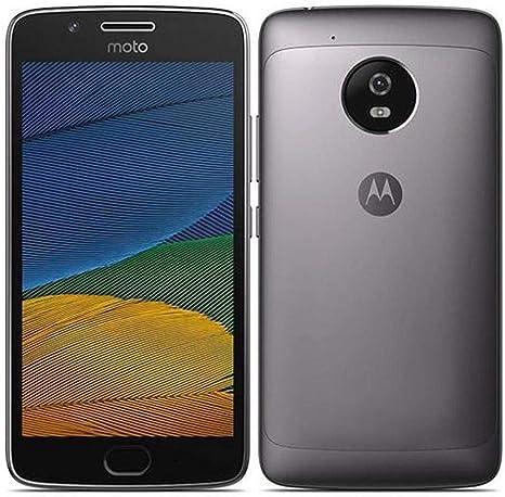 Motorola Moto G Smartphone (5Th Gen) G5-4G LTE Dual Sim Xt1671 ...