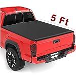 2. OEDRO Tri-Fold Tonneau Cover