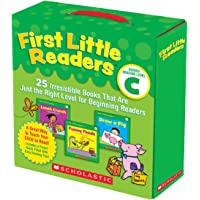 First Little Readers Parent Pack: Guided Reading Level C: 25 Irresistible Books That Are Just the Right Level for…
