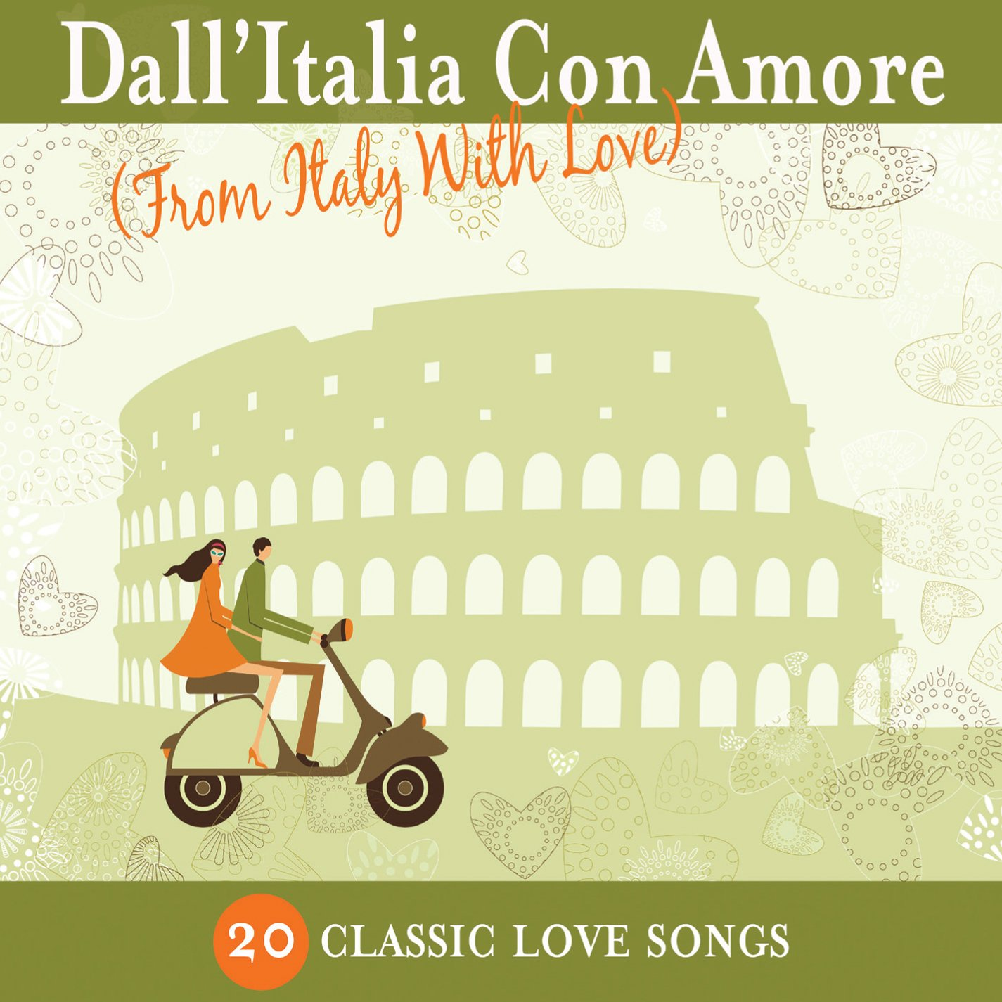 Dall'Italia Con Super special price Amore From With Love Italy discount