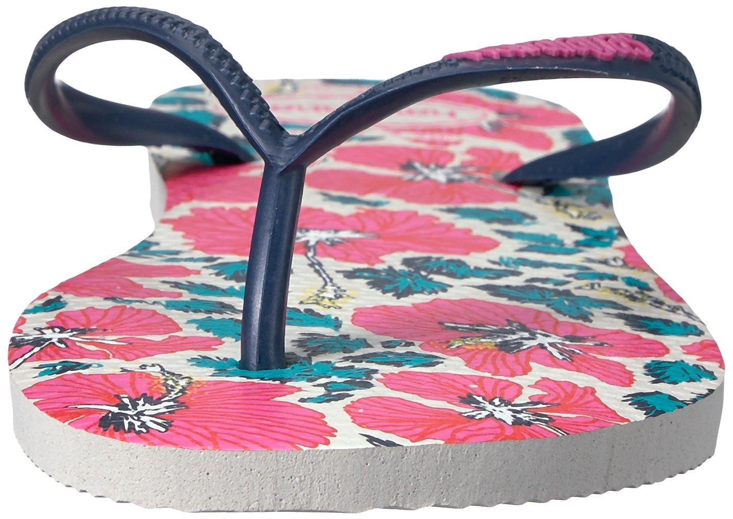 57e8b77870 Havaianas Women s Slim Floral Sandal Flip Flop