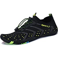 WXDZ Men Women Water Sports Shoes Quick Dry Barefoot Aqua Socks Swim Shoes Pool Beach Walking Running