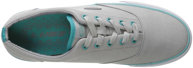 Lugz Women's Seabrook Fashion Sneaker B06X3RH243 9 B(M) US Cloud/Aqua/White