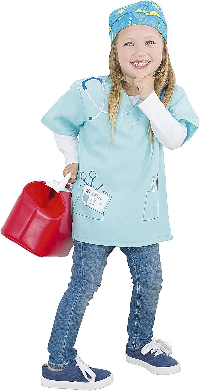 itsImagical- Disfraz de médico para niños, Talla única ...