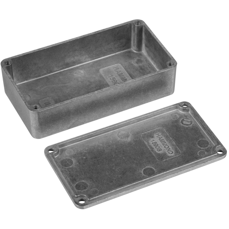 Hammond 1590B Aluminum Project Box