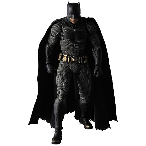 MAFEX マフェックス BATMAN バットマン 『バットマン vs スーパーマン ジャスティスの誕生』ノンスケール  ABS\u0026ATBC,PVC塗装済みアクションフィギュア