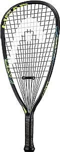 HEAD Innegra Laser Racquetball Racquet 221208, Black
