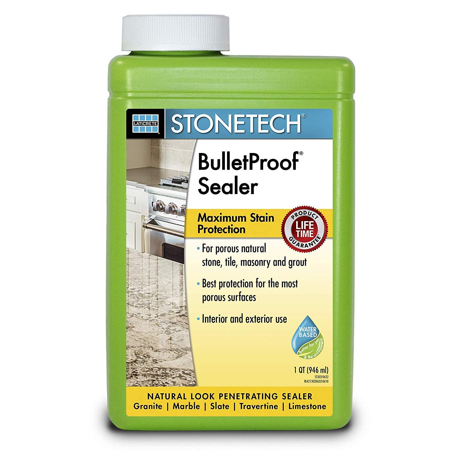 Dupont Bulletproof Sealer Water Based 1 Quart
