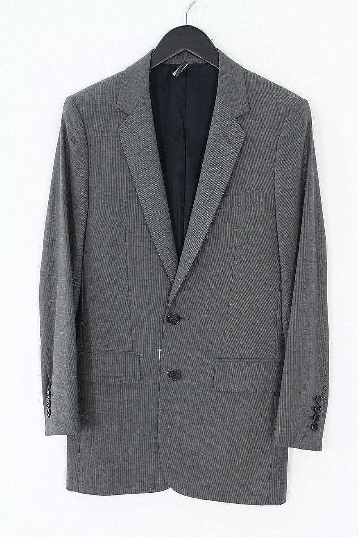 (ディオールオム) Dior HOMME 【08SS】ノッチドラペル2Bジャケット(44/グレー) 中古 B07FM8W7Q8  -
