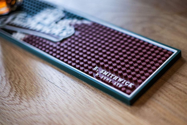 Smithwicks PVC Label Bar Mat /並/行/輸/入/品