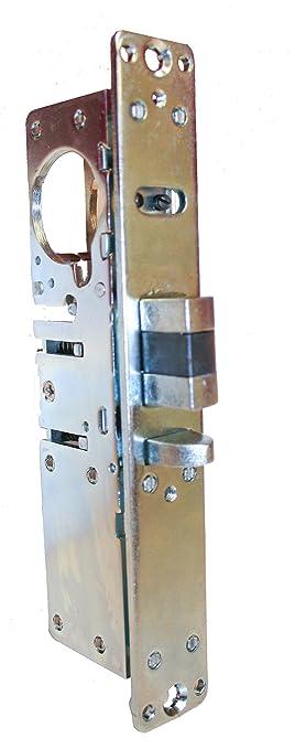 Global Door Controls 1-1/8 in. Left Hand Mortise Lock with Deadlatch  sc 1 st  Amazon.com & Global Door Controls 1-1/8 in. Left Hand Mortise Lock with ... pezcame.com