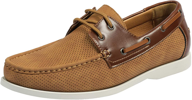 Bruno Marc Men's Boat Loafers Casual Deck Shoes Moccasins Driving Loafer for Men