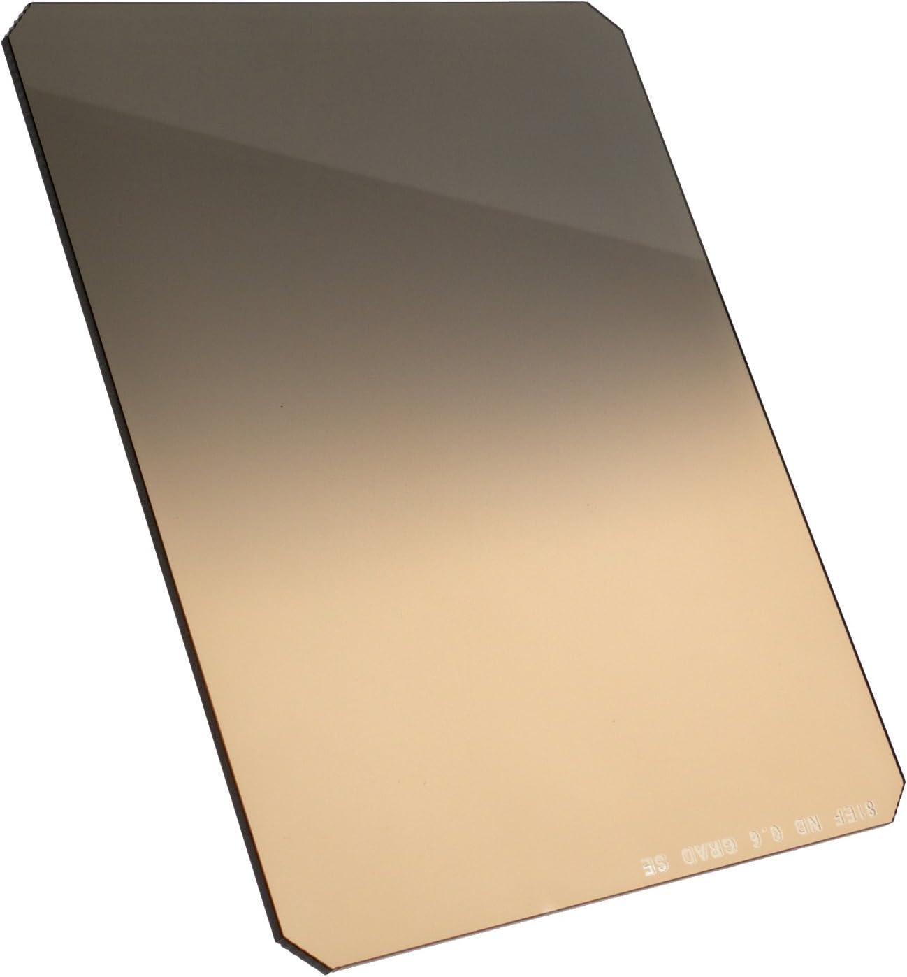 2.67x3.35 Formatt-Hitech 67x85mm Resin Color Grad Hard Edge Yellow 2