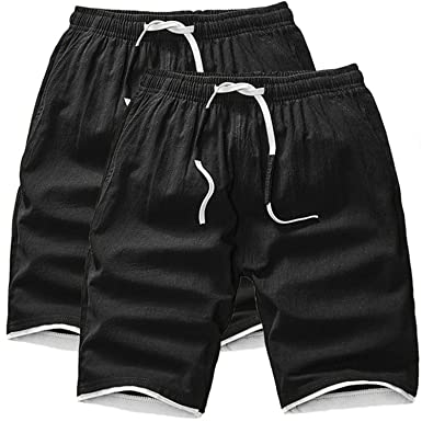 25c8bdb58e Cheryl Bull Male Cotton Man Beach Shorts Board Shorts Male Cool Boxers  Jogger Hommes at Amazon Men's Clothing store: