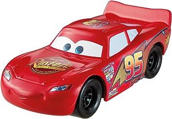 Cars 2 - Vehículo, Rayo Mcqueen (Mattel DHM17): Amazon.es: Juguetes y juegos