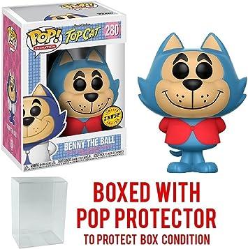 Funko Pop! Animación: Hanna Barbera - Benny The Ball Chase Variant ...